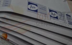 Komplette Anschrift von Postrückläufern ermitteln und ergänzen