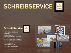 Adressermittlung - Adressrecherche