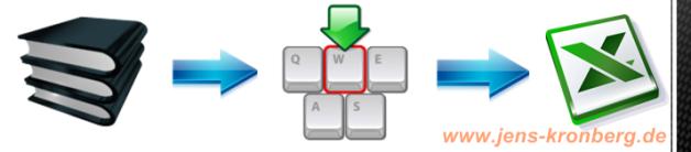 Adressenservice - Kundenadressen erfassen in Excel