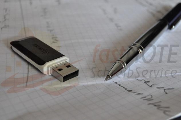 Daten von Teilnahmeformularen abtippen