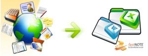fastNOTE SchreibService - Dienstleistungsportfolio