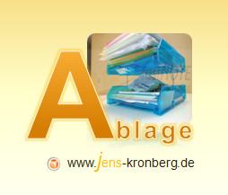 Schreibservice Glossar A - Ablage