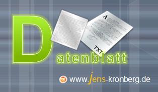 Schreibservice Glossar D - Datenblatt