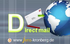 Schreibservice Glossar D - Direct mail