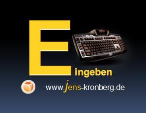 Schreibservice Glossar E - eingeben