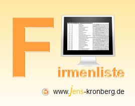 Schreibservice Glossar F - Firmenliste