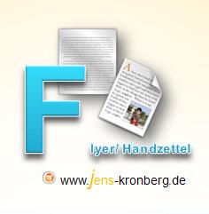 Schreibservice Glossar F - Flyer,Handzettel