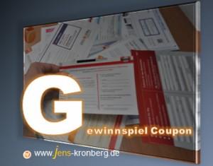 Schreibservice Glossar G - Gewinnspielcoupon