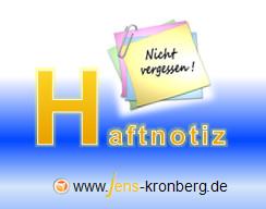 Schreibservice Glossar H - Haftnotiz