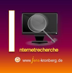 Schreibservice Glossar I - Internetrecherche