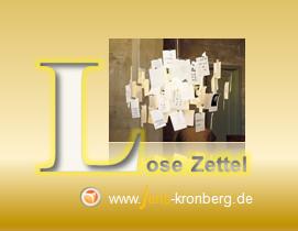 Schreibservice Glossar L - Lose Zettel