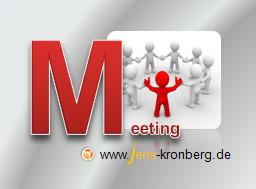 Schreibservice Glossar M - Meeting
