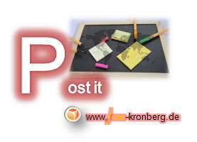 Schreibservice Glossar P - Post it