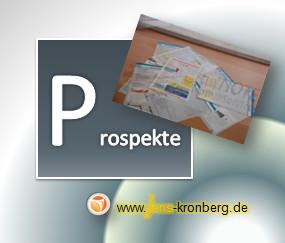 Schreibservice Glossar P - Prospekte