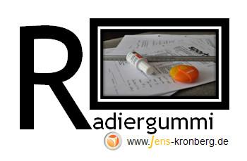 Schreibservice Glossar R - Radiergummi