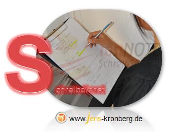 Schreibservice Glossar S - Schreibdienst