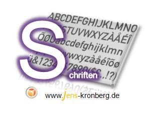Schreibservice Glossar S - Schriften
