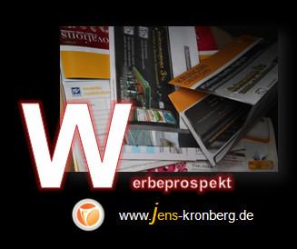 Schreibservice Glossar W - Werbeprospekt