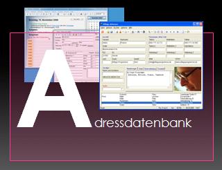 Glossar fastNOTE SchreibService - Adressdatenbank