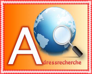 fastNOTE SchreibService Glossar – Adressrecherche