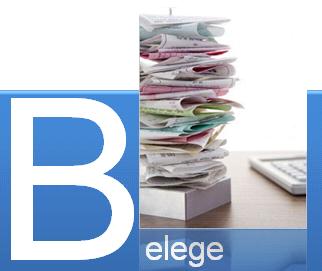 fastNOTE SchreibService Glossar – Belege