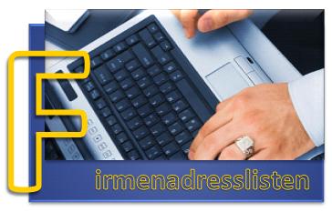 Adressen und Daten in Excel erfassen