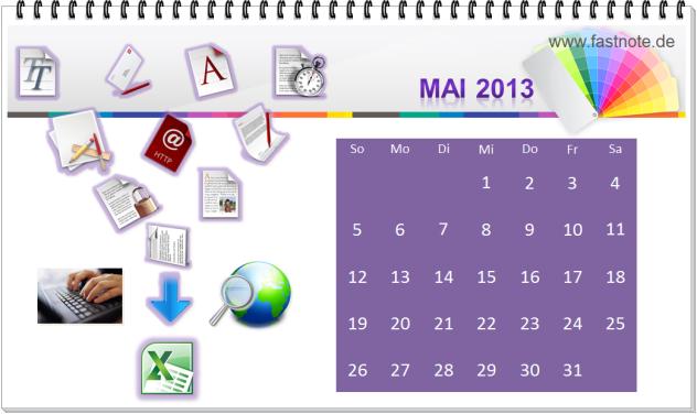 5 Mai 2013