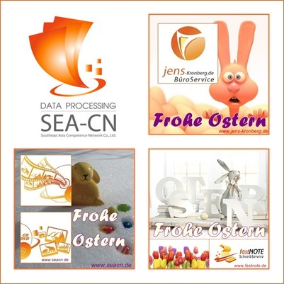 SEA-CN Co., Ltd. Ostern 2015