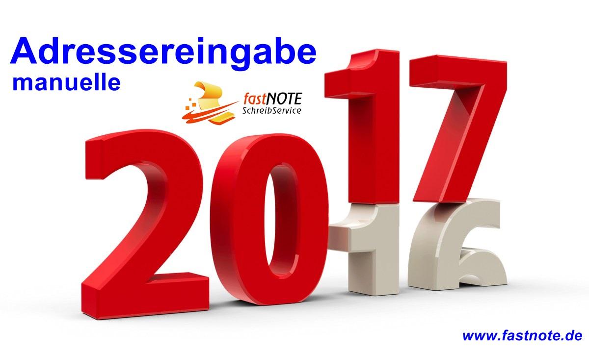 18.01.2017 manuelle Adresseingabe fastNOTE SchreibService.jpg